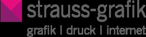 strauss-grafik Logo